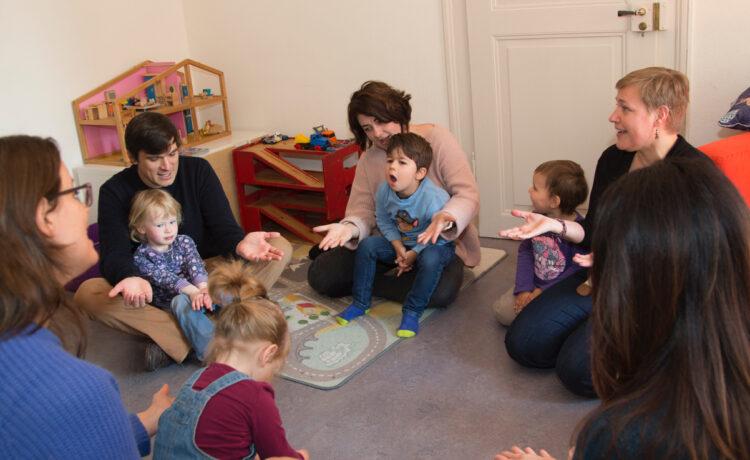 Eltern- Kind-Gruppe